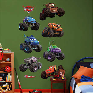Disney/Pixar Cars - Monster Trucks Collection